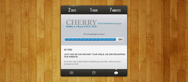New Website - Dr. Bradley A Cherry - Cherry OMS